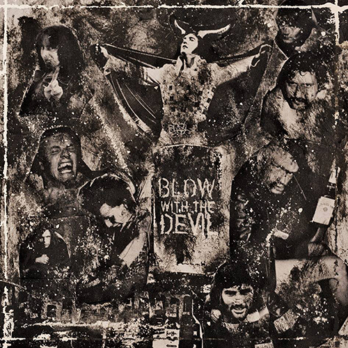 Blow with the devil cover