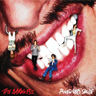 The darkness pinewood smile album cover