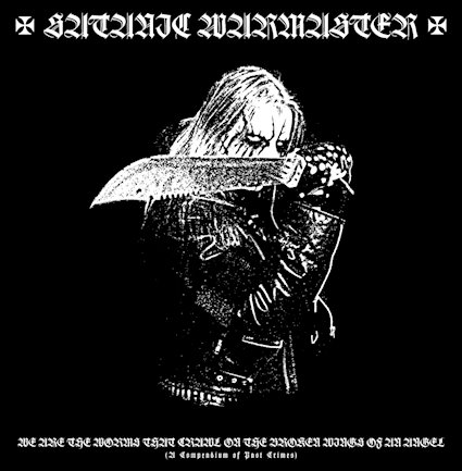Satanic warmaster   we are the worms cover