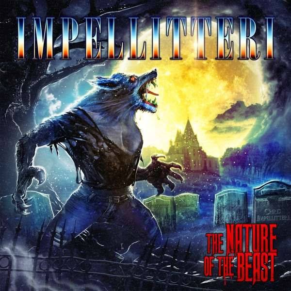 Impellitteri the nature of the beast 2018