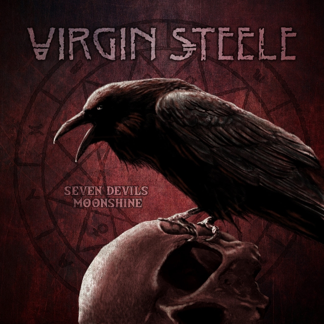 Virgin steele seven devils boxset