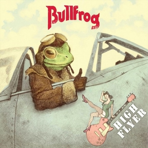 Bullfrog highflyer