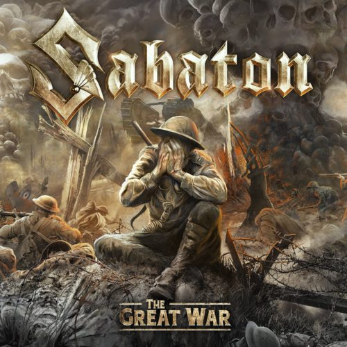 Sabaton the great war 2019 500x500