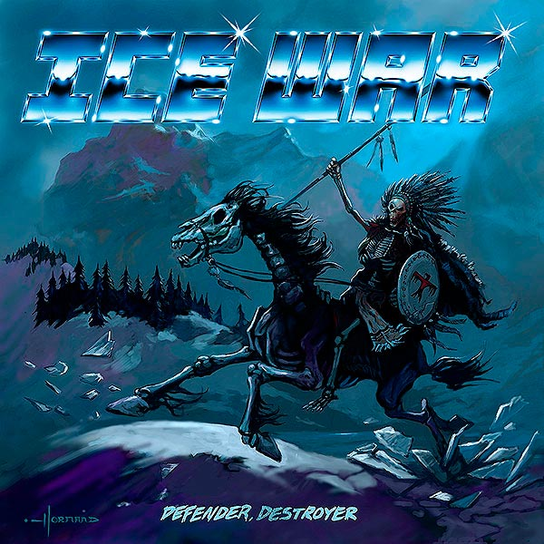 Ice war defender destroyer 2020