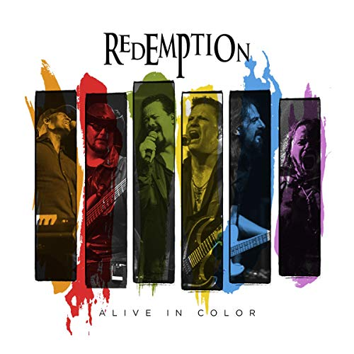 Redemption   alive in color