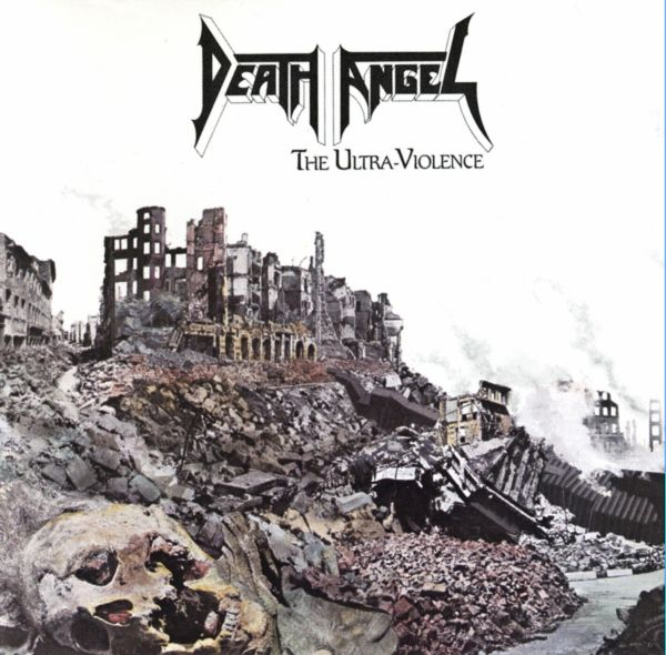 allcdcovers  death angel ultra violence 1994 retail cd front