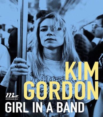Girl in a bandcover