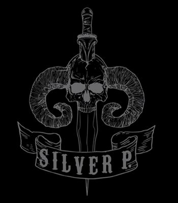 Silver p cover low