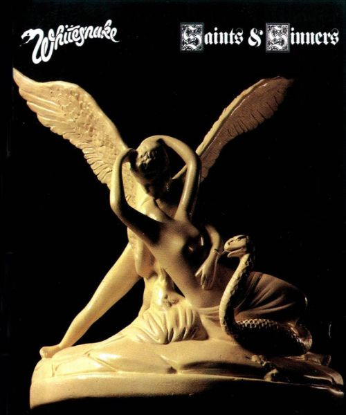 Whitesnake saints and sinners front