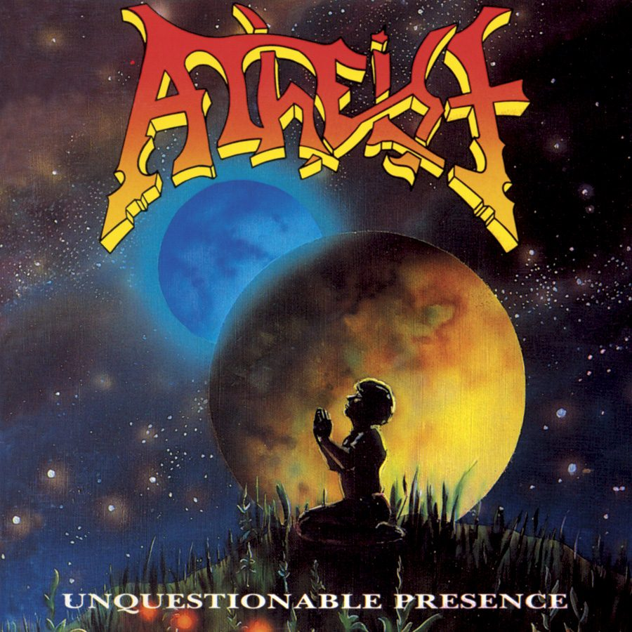 Atheist unquestionablepresence cover