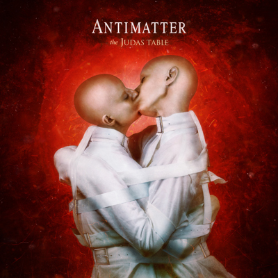 Antimatter   the judas table cover copy
