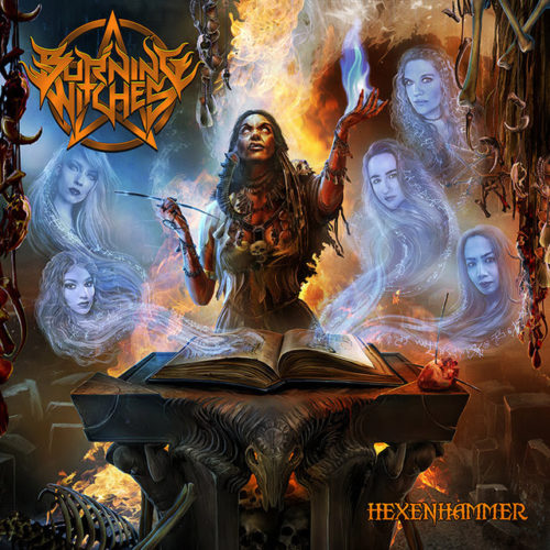 Burning witches hexenhammer 2018 500x500