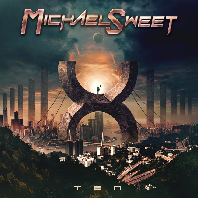 Michael sweet ten album cover 650