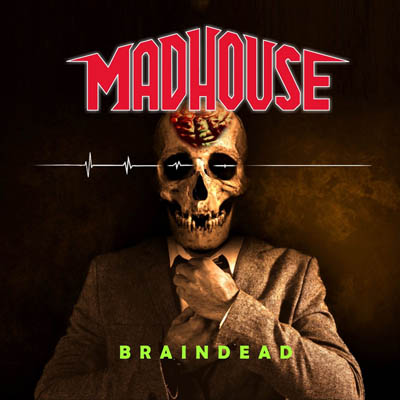 Cover madhouse braindead