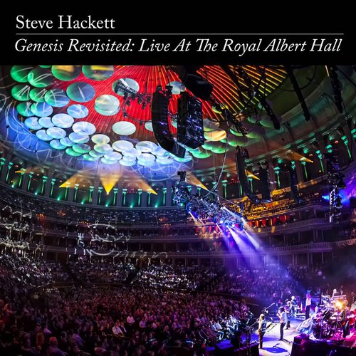 Steve hackett   genesis revisited live at the royal albert hall