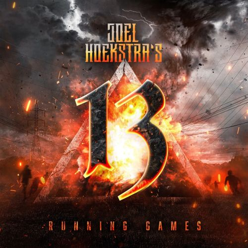 Joel hoekstras 13 running games cover