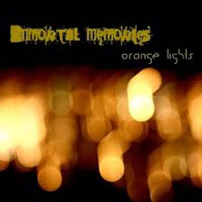 Immortal memories orange lights